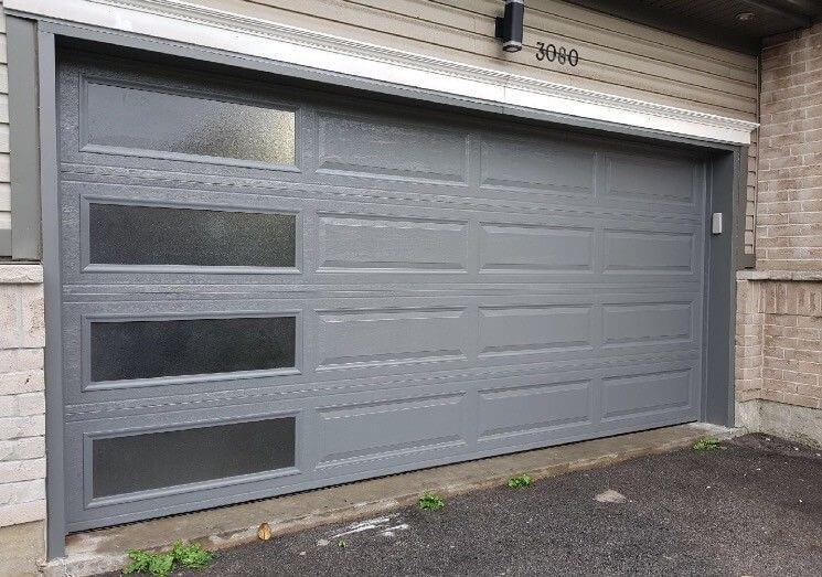 Portfolio   Easy Flip Garage Doors